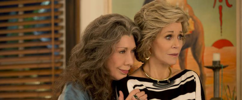 Grace and Frankie Outfits On Screen