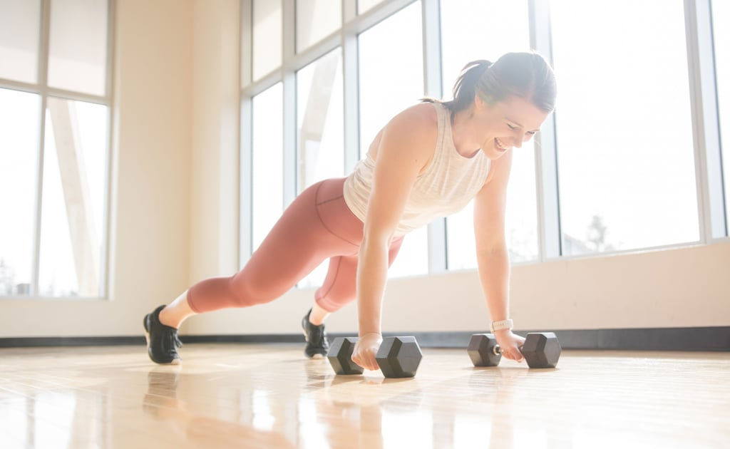I'm Not Going to My CrossFit Gym — Here's the Simple 2-Week Workout Plan I'm Doing at Home