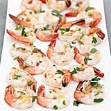 Lemony Grilled Shrimp