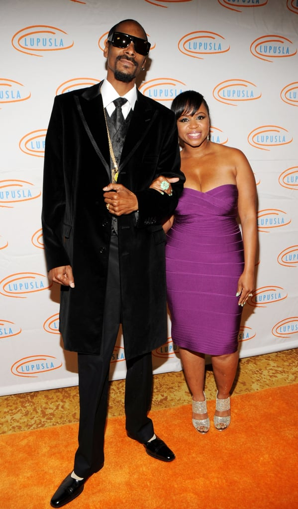 Snoop Lion and Shante Broadus