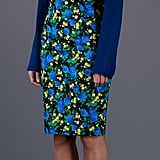 Speaking of pencil skirts — the bold florals on this MSGM Floral Skirt ($234) iteration make it even better for juxtaposing tomboy sweaters, slick leather jackets, and sportier sweatshirts. I'm betting it will also look amazing against a pair of black tights and lace-up boots for the office. — Hannah Weil, associate editor