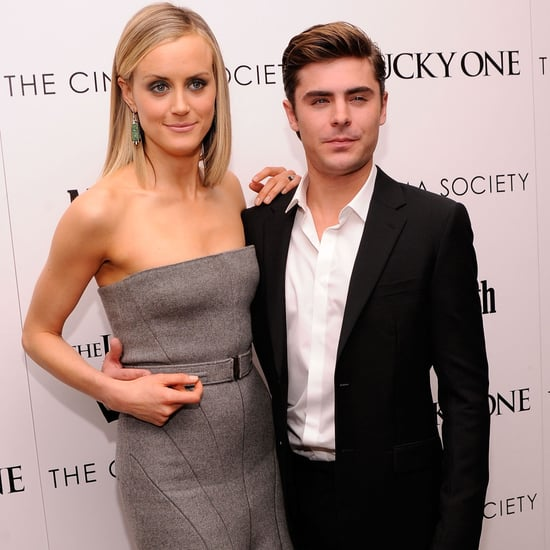 Zac Efron and Celebs at The Lucky One Screening Pictures
