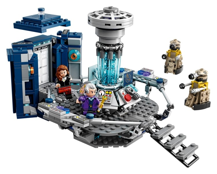 Doctor Who Lego Set