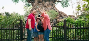 The Best Family Photo Ops at Walt Disney World Resort