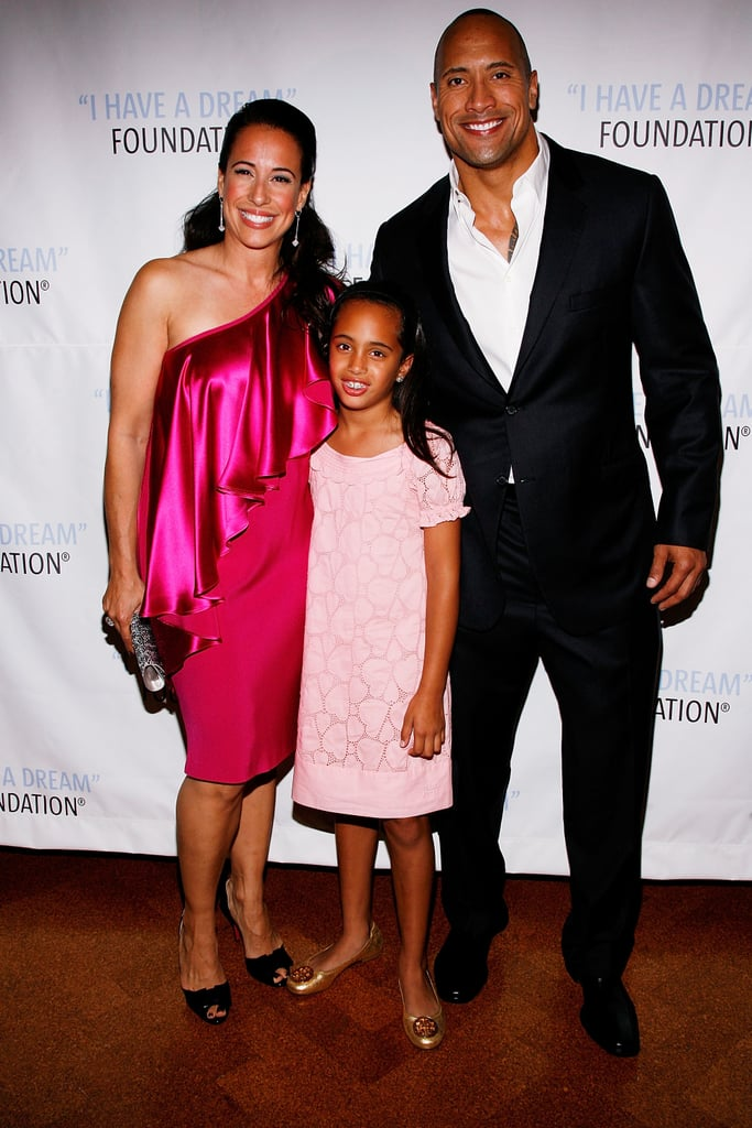 Dwayne Johnson Family Photos | www.pixshark.com - Images ...