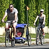 A Bicycle Built For Two and Three and . . .