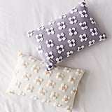 Anaya Floral Tufted Throw Pillow