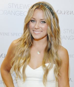 Lauren Conrad Designs Trophy Girls Dresses For Emmy Awards