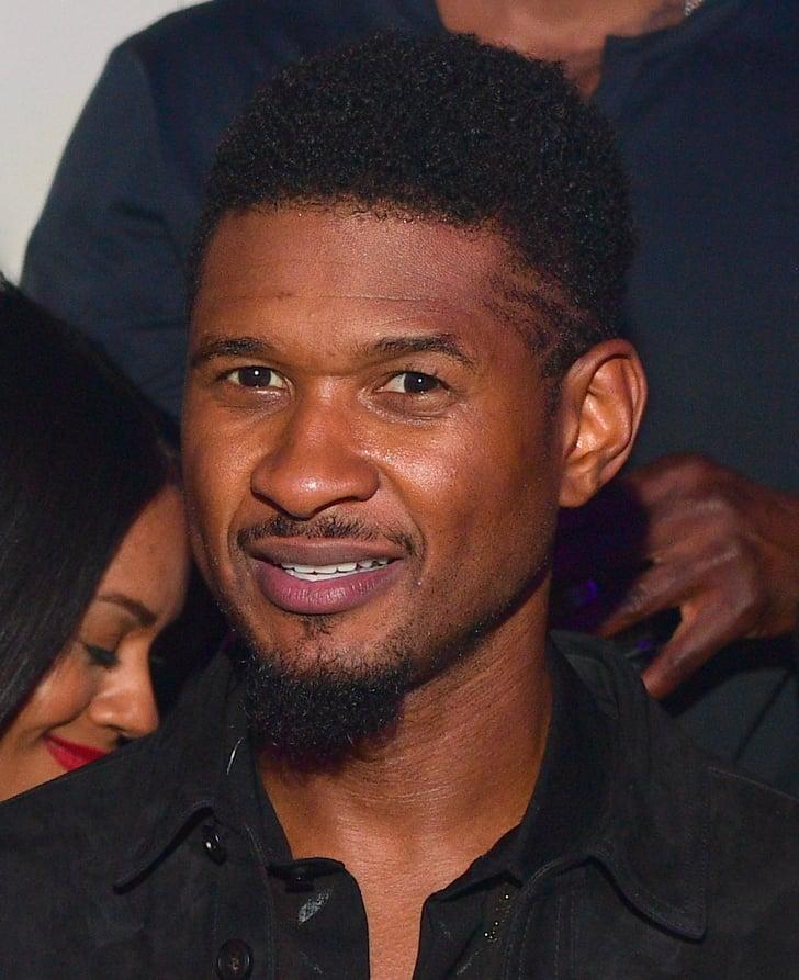 Usher Pompadour 2019   POPSUGAR Beauty Photo 6