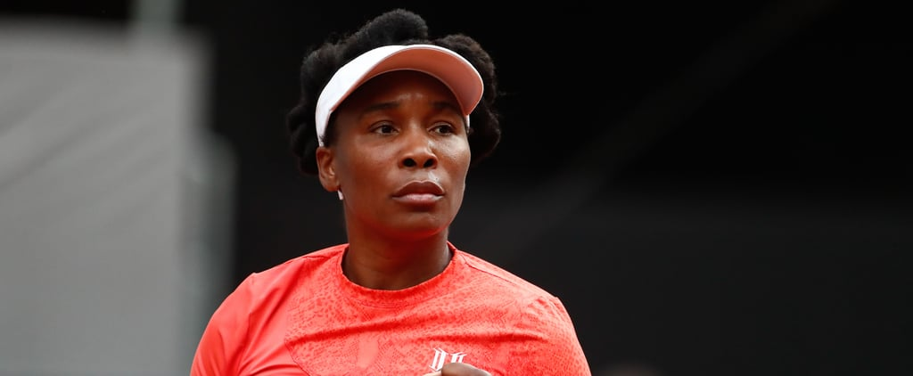 Venus Williams Shared Her Iconic Approach to Tennis Press