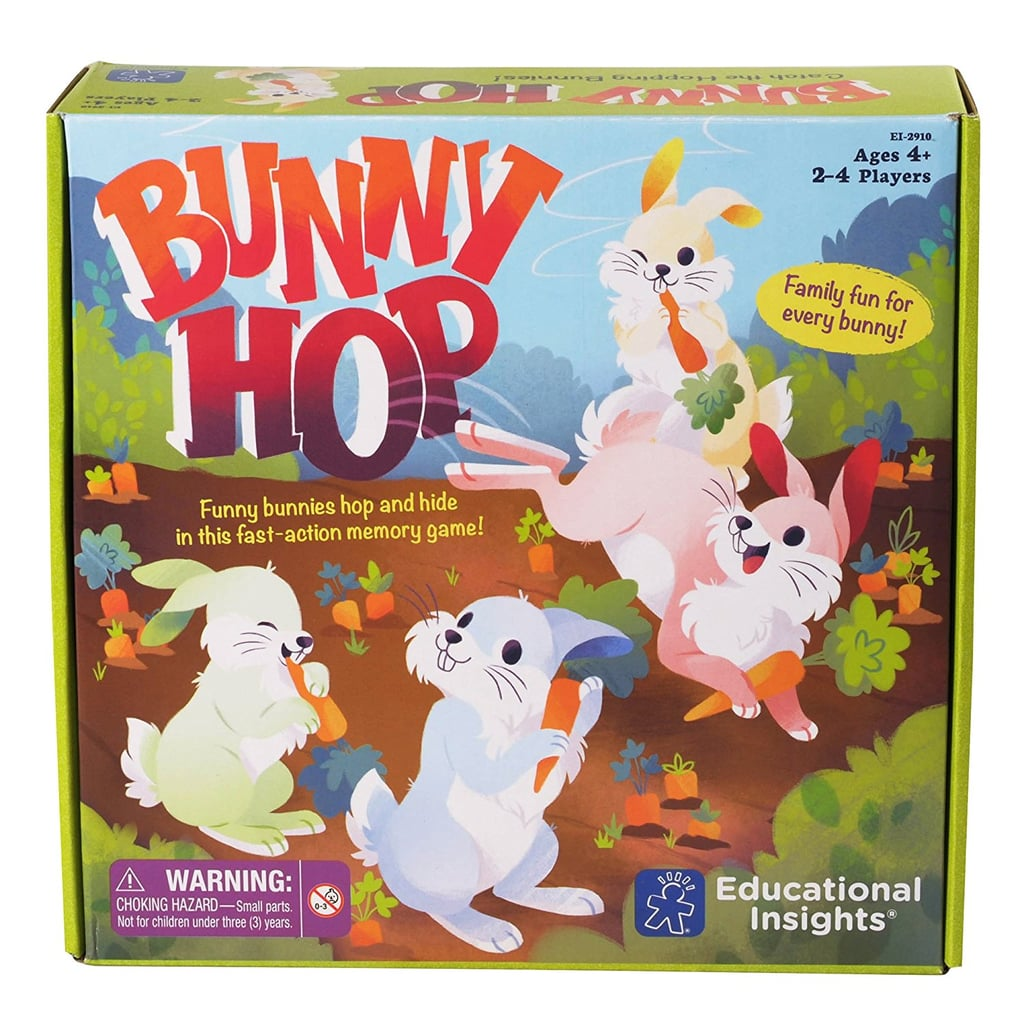 Educational insights bunny hop game best easter gifts 2018 educational insights bunny hop game negle Image collections