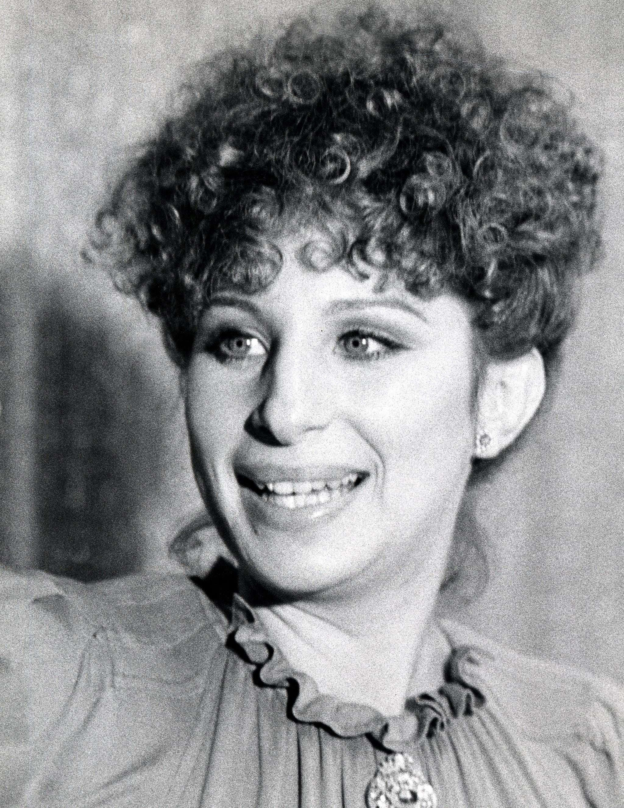 Barbra Streisand, 1977