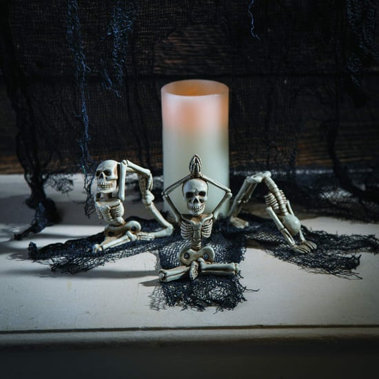 Halloween Yoga Skeletons on Amazon