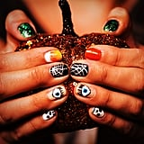 Choose Your Own Halloween Nail Art Adventure!