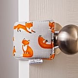 Cushy Closer Fox Print Door Cushion