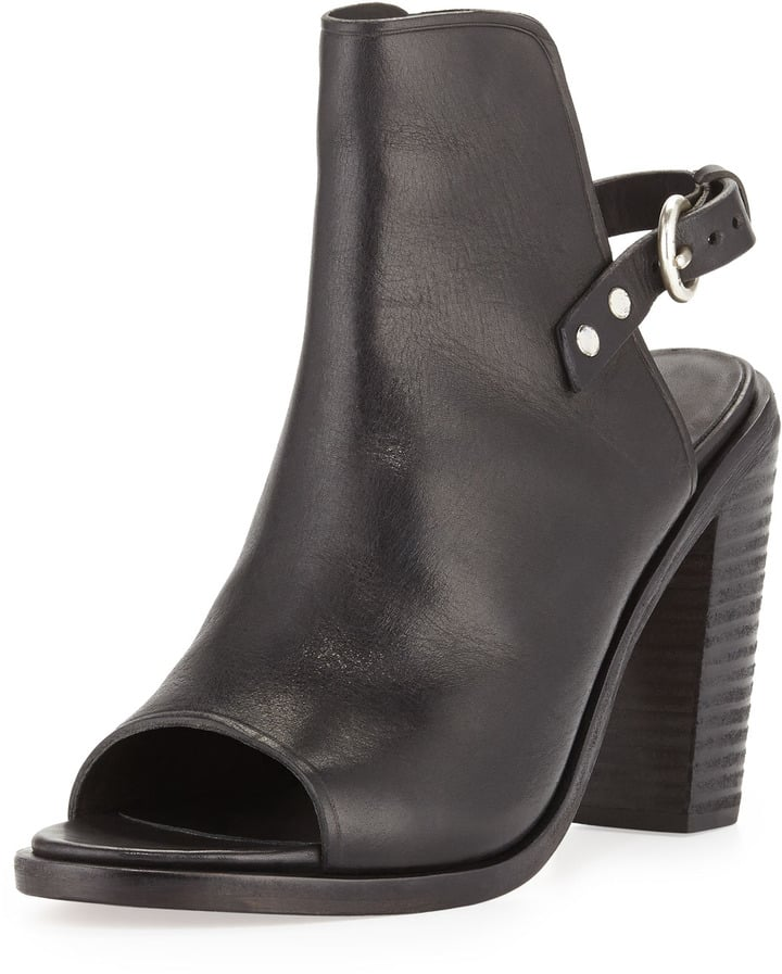 Rag & Bone Open-Toe Bootie