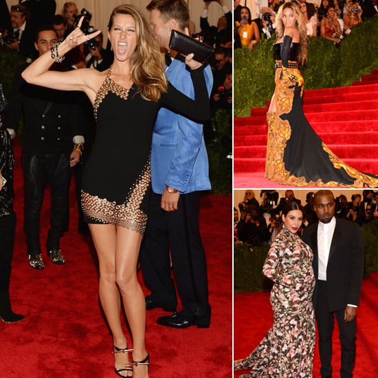 Celebrity Moms at the Met Gala