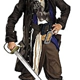 Disney Pirates of the Caribbean Captain Jack Sparrow Costume