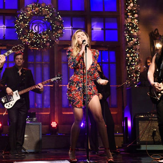 Miley Cyrus's SNL Dress December 2018