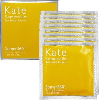 Kate Somerville Somer360° Tanning Towelettes Sweepstakes Rules
