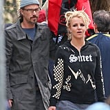 Britney Spears and Jason Cheer On Sean Preston and Coach Kevin Federline