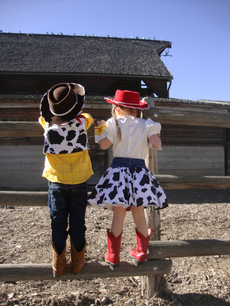 Woody Toy Story Costumes