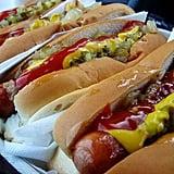 Make a Hot Dog Bar