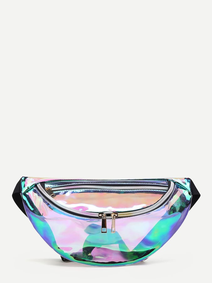 Shein Clear PVC Bum Bag
