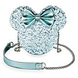 Disney Arendelle Aqua Frozen Crossbody Bag by Loungefly