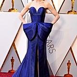 Nicole Kidman Armani Dress Oscars 2018