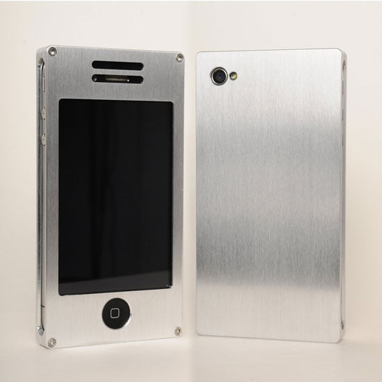 Metal iPhone 4 Case