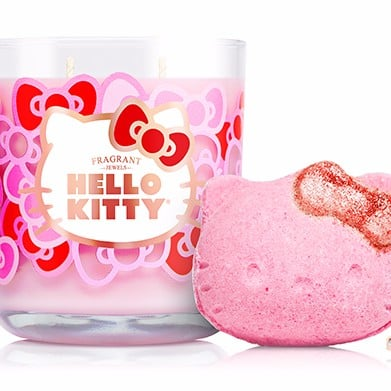 Hello Kitty Bath Bombs