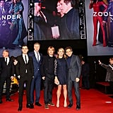 Justin Theroux and Ben Stiller Bring Their Ridiculously Good-Looking Faces to the Zoolander 2 Premiere