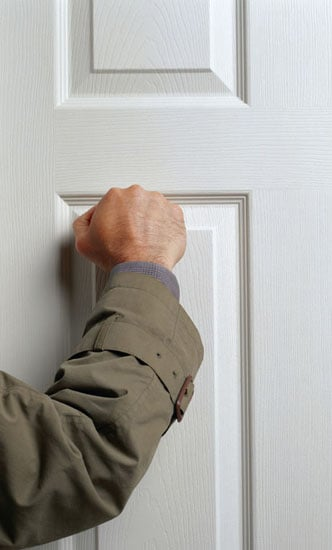 How-To: Install a Peephole