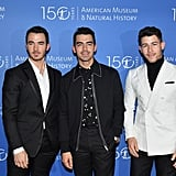The Jonas Brothers Looking Dapper as Hell
