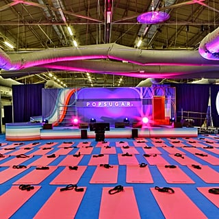 Wellness Activations at POPSUGAR Play/Ground 2019