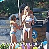 Julianne's Off-the-Shoulder GIGI C Bikini