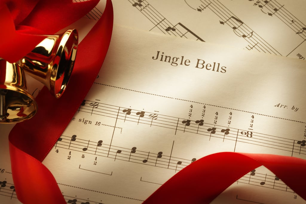 Listening to Holiday Music All Day Everyday