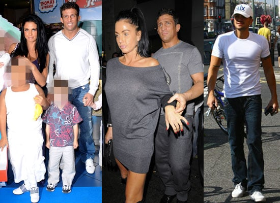 Photos of Katie Price and Alex Reid With Kids Plus Peter Andre