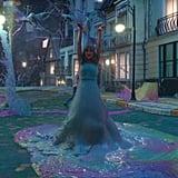Taylor's Melting Blue Dress