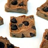 Vegan Chocolate Chip Cookie Dough Freezer Fudge