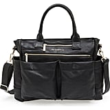 The Honest Company Infant Girl's 'Everything' Faux Leather Diaper Bag