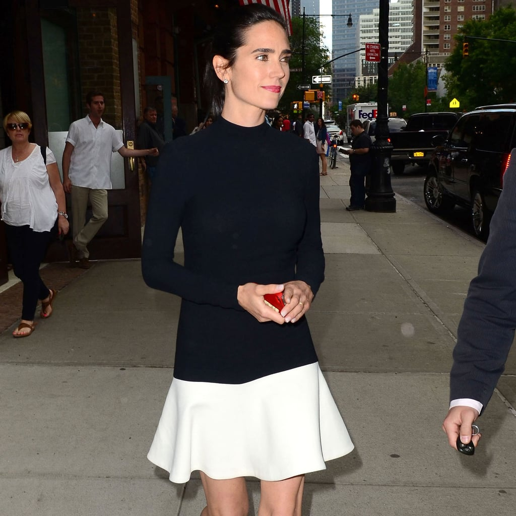 Jennifer Connelly was back in the Big Apple.