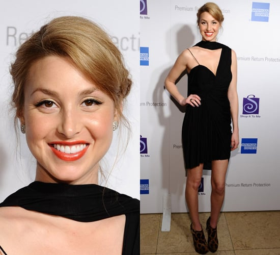 Photos of Whitney Port at her Spring 2011 Launch in LA