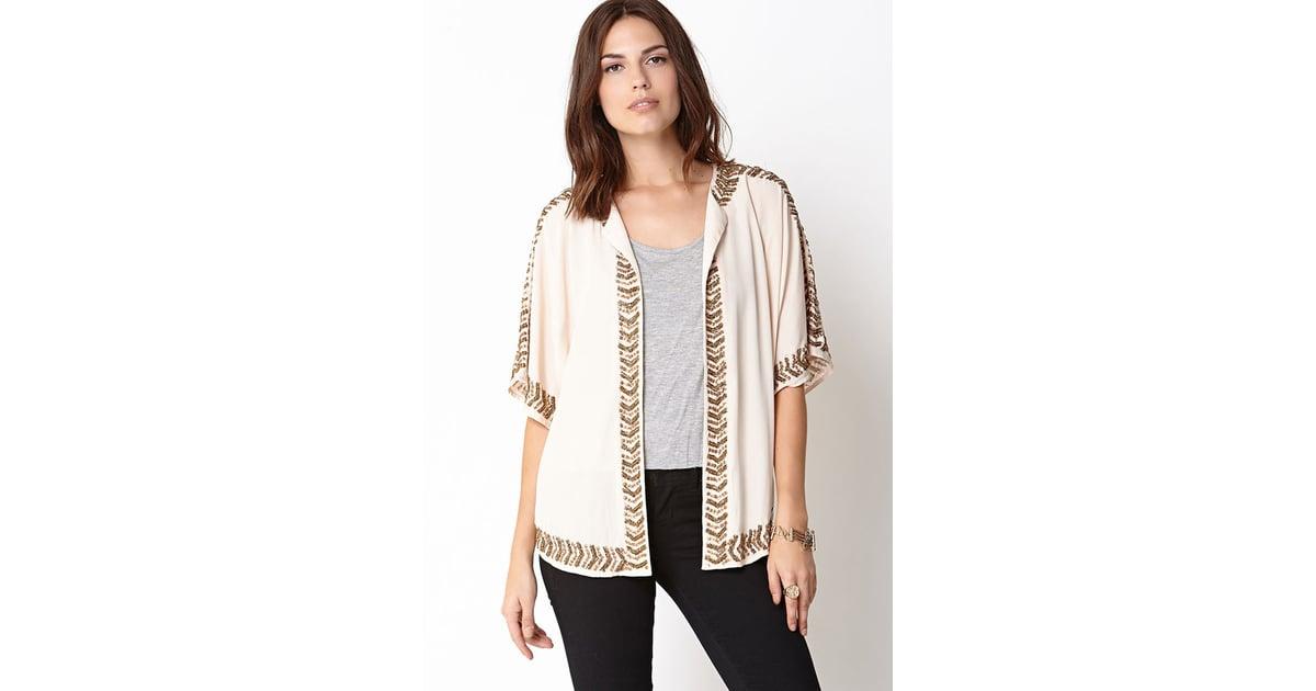 Forever 21 Kimono Jacket | Forever 21 Anniversary Shopping ...