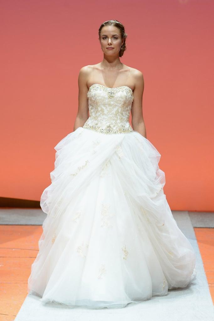 Alfred Angelo Blue Wedding Dress 7 New