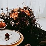 Halloween Wedding Inspired by Tim Burton's Beetlejuice