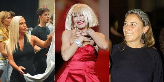 Fab Flash: More Female Designers Exuding Influence