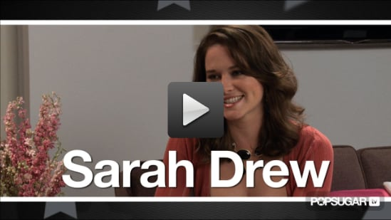 Video Interview With Sarah Drew From Grey's Anatomy