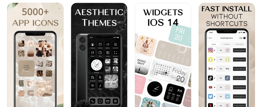 Apps to Customize Your Home Screen With iOS 14